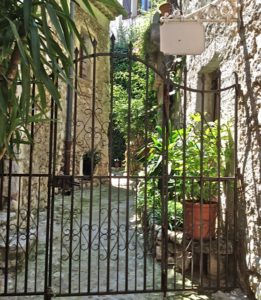 Patio a Saint-Paul de Vence