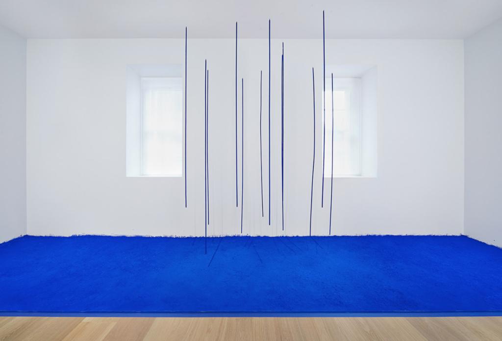Yves Klein at Levy Gorvy Gallery