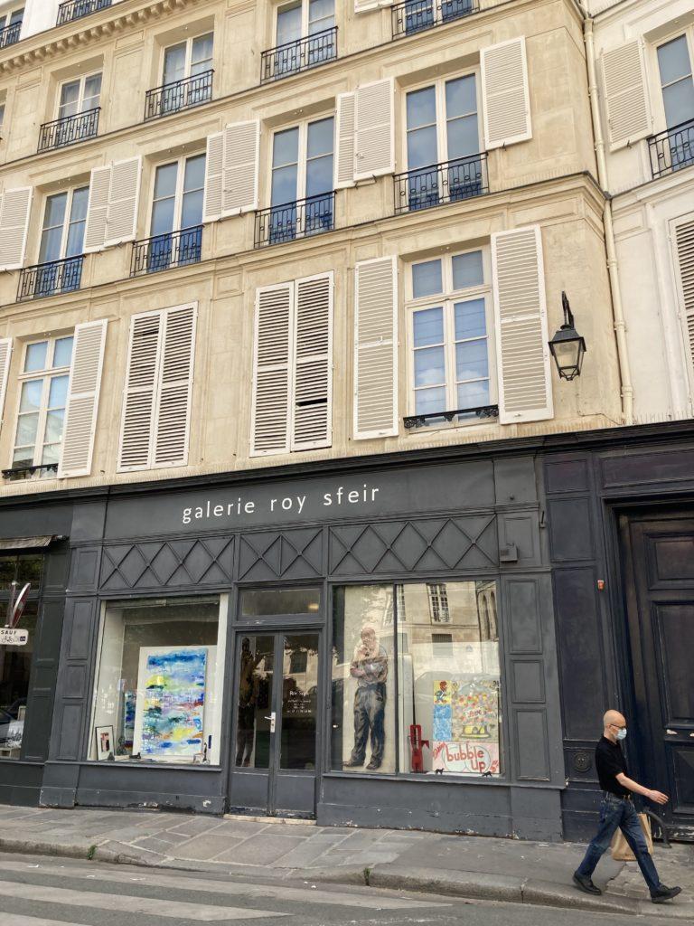 Galerie Roy Sfeir Paris